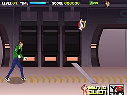 Ben 10 Ultimate Alien Prison Break game