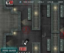 Prison Getaway game