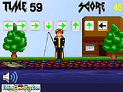 Bass Fish Hero game