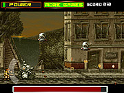 Metal Slug Aliens Attack game