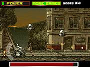 Metal Slug Aliens Attack game