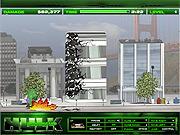 Hulk Smash Up game