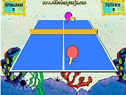 Table Tennis Spongebob game