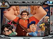 Wreck It Ralph - Hidden Objects game