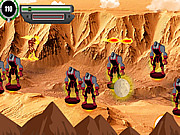 Ben 10 Heatblast game