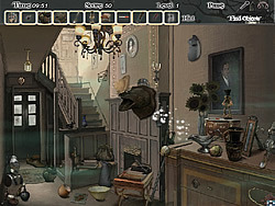 Haunted House - Quest For The Magic Book game