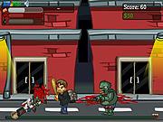 Spielen Sie das Gratis-Spiel  Jetpacks and Zombies