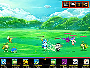 Monster Saga game