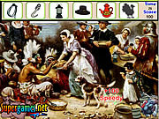 juego Thanksgiving Hidden Objects