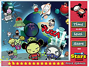 Pucca Hidden Stars game