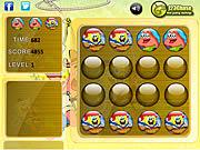 Spongebob Memory Balls game