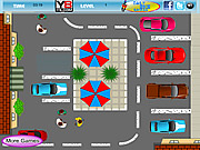 City Car Parking Game game