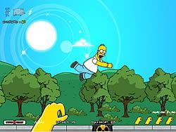 Kick Ass Homer game