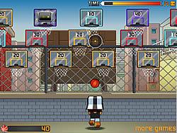 Basketball Tribe game