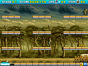 Metal Slug Hostage Rescue game