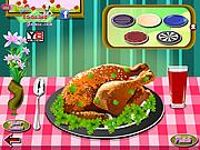 Turkey Dinner Decoration game