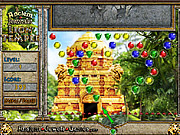 Ancient Jewels: Lion Temple game