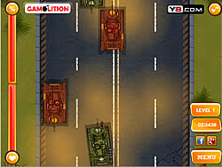 Battle Tank Killing Spree game