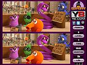 Spot 6 Diff Wreck It Ralph game