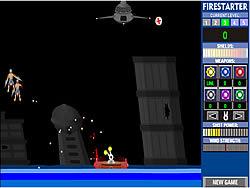 Firestarter 2 - The Alien Invasion game