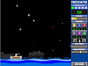 juego Firestarter 2 - The Alien Invasion