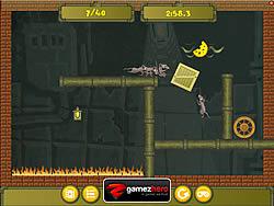 Rats Away game