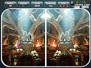 Legend of the Guardians Spot the Difference game
