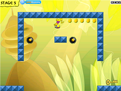 Tom Adventure To Gold-Coin Country game
