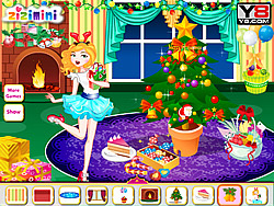 Zizi Christmas Room Decor game