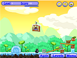 Save Penguin game