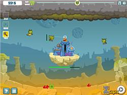 Click Defense: Green Danger game