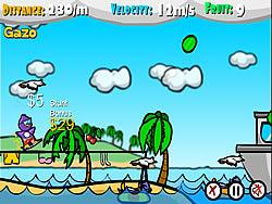 Penguin Tide game