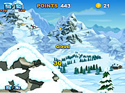 Avalanche Stunts Game game