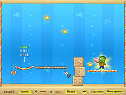 Feed With Brains game