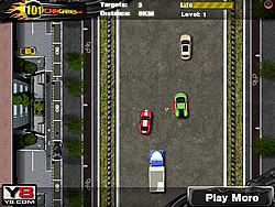 Highway Speed Chase game