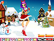 Luminous Christmas Dresses game
