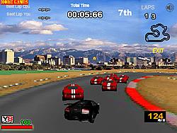 Lamborghini Racer game