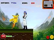 Pokemon Run game