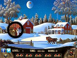 X- Mas Jingle Bells Sniper game