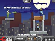 Spiel das Gratis-Spiel  Balloons Vs Zombies