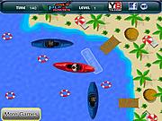 Wild Boat Parking game