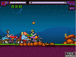 Bikers Rally game