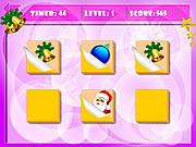 Christmas-Memory game