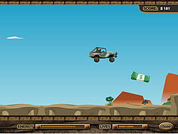Four Wheel Chase game