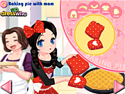 Pie Baking With Mom game