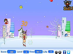 Christmas Gifts Collector game