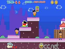 Crayon Shin Chan Adventure game
