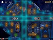 Hovercraft Traffic Management game