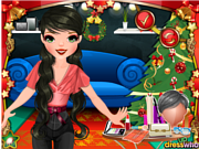 Christmas Party Makeover game
