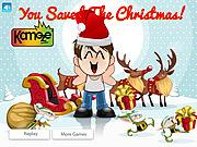 Kids Save The Christmas game